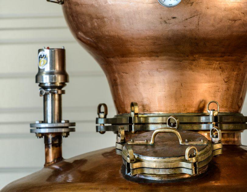 La méthode de fabrication du gin