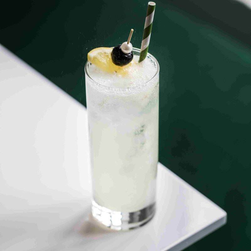 Ramos Gin Fizz by G'Vine