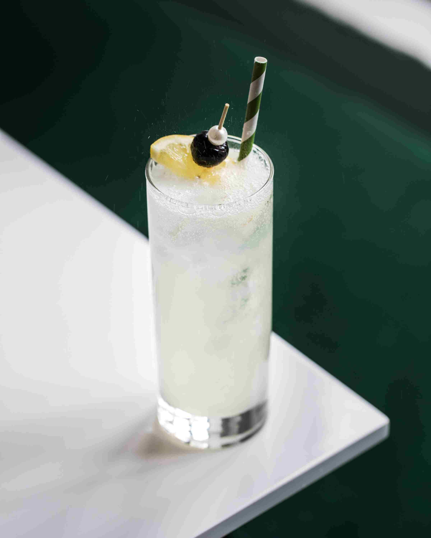 Ramos Gin Fizz de G'Vine