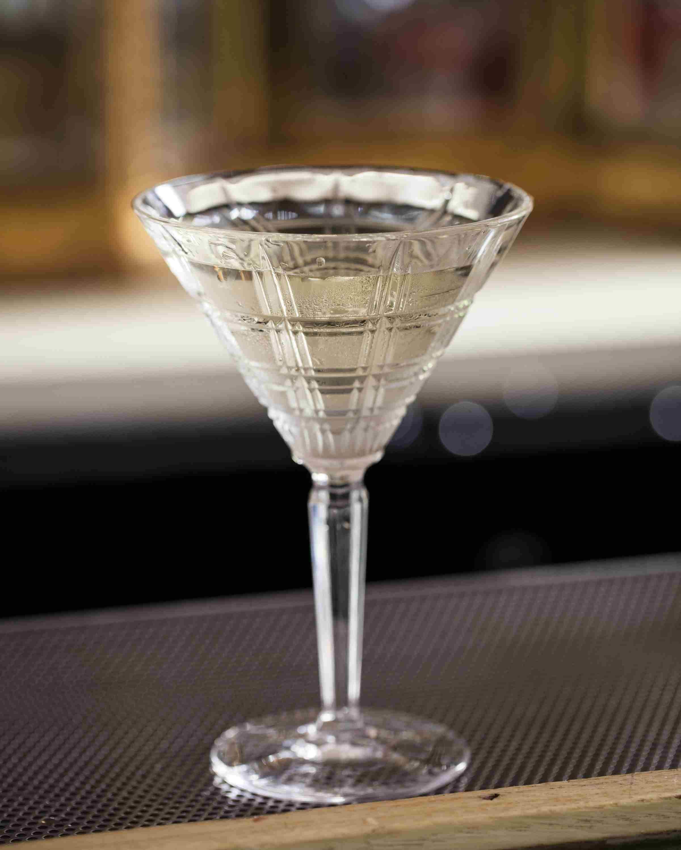 G'Vine Martini or Dry Martini