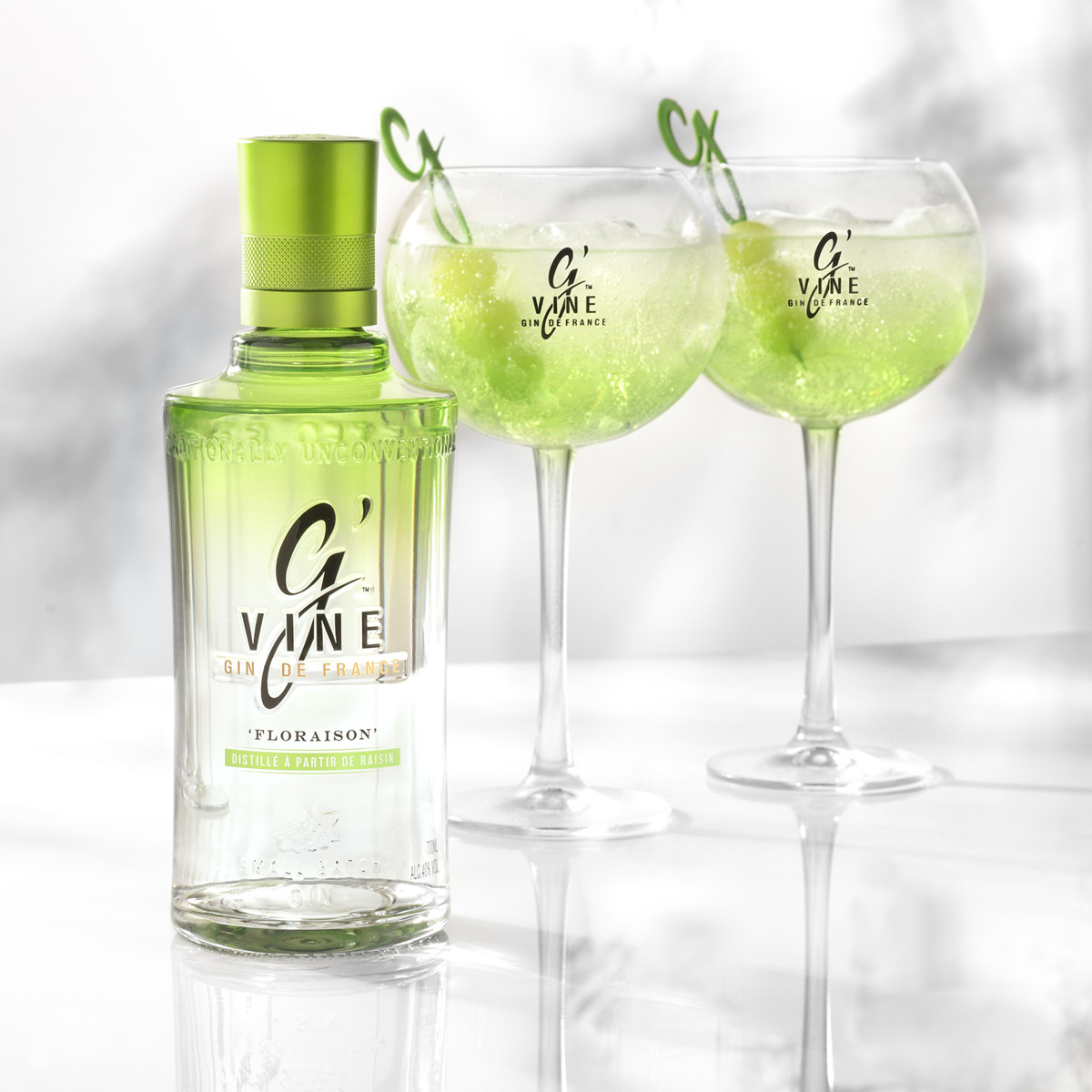 G'Vine Tonic : Best of Gin Tonic
